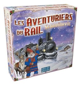 Days of Wonder Aventuriers du rail (les) - Scandinavie [français]