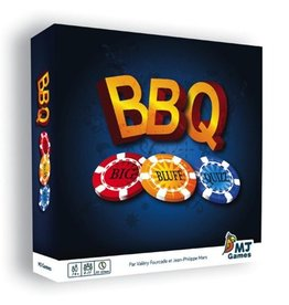 MJ Games Big Bluff Quizz (BBQ) [français]