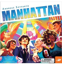 FoxMind Manhattan [multilingue]