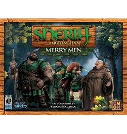 Arcane Wonders Sheriff of Nottingham : Merry Men [anglais]