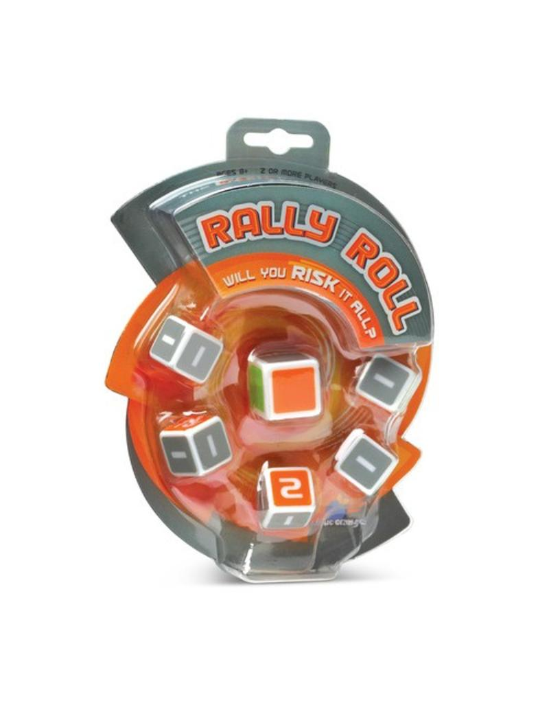 Blue Orange Rally Roll [multilingue]