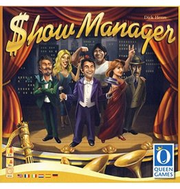 Queen Games Show Manager [multilingue]