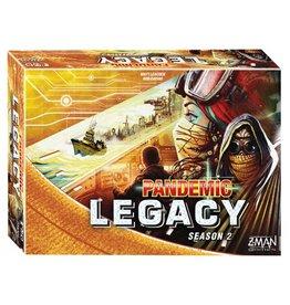 Z-Man Pandemic - Legacy - Season 2 (boîte jaune) [anglais]