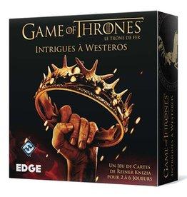 EDGE Trône de fer (le) - Intrigues à Westeros [français]