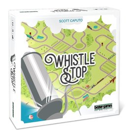 Bézier Games Whistle Stop [anglais]