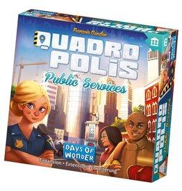 Days of Wonder Quadropolis : Public Services [anglais]