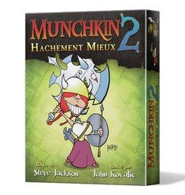 EDGE Munchkin 2 : Hachement mieux [français]