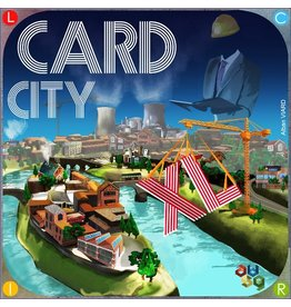 LudiCreations Card City XL [multilingue]