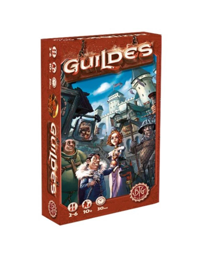 Bad Taste Games Guildes [français]