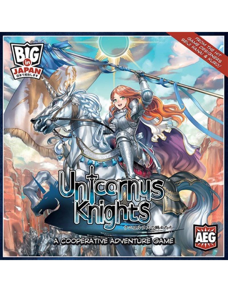 AEG Unicornus Knights [anglais]