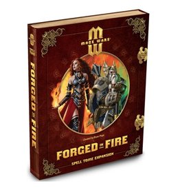 Arcane Wonders Mage Wars : Forged in Fire - Spell Tome [anglais]