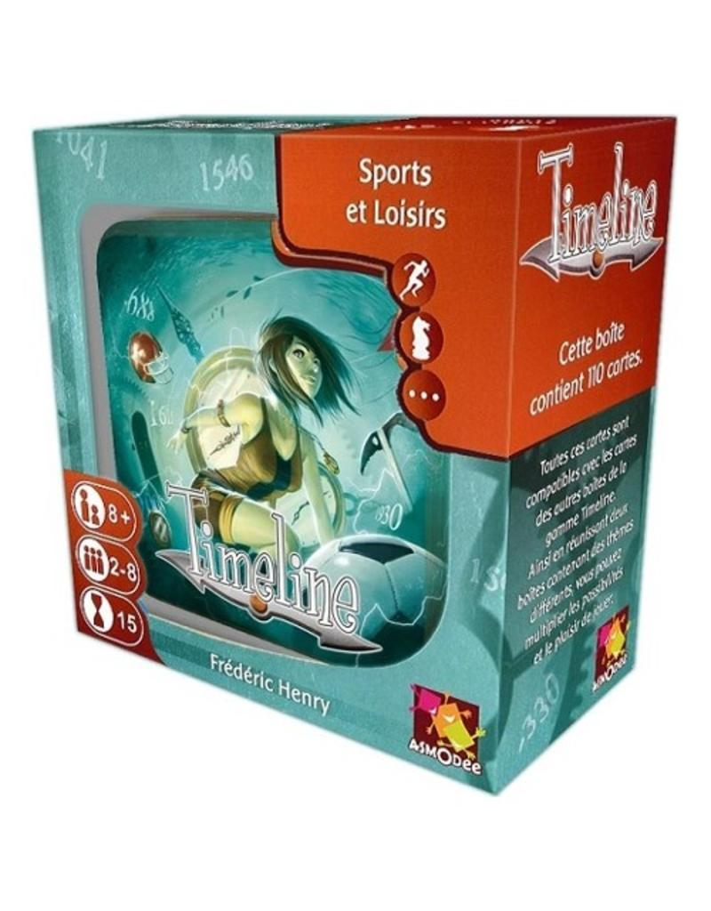Asmodee Timeline - Sports & Loisirs [français]