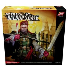 Avalon Hill Betrayal at Baldur's Gate [anglais]