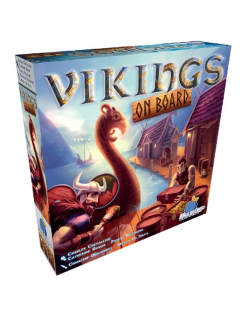 Blue Orange Vikings on Board [multilingue]