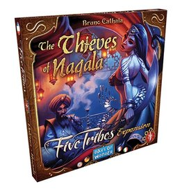 Days of Wonder Five Tribes : Les voleurs de Naqala [multilingue]