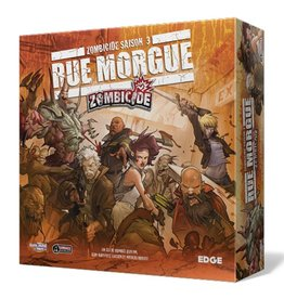 CMON Zombicide - Saison 3 - Rue Morgue [français]