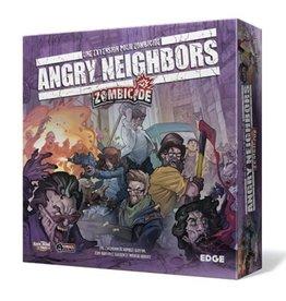 CMON Zombicide : Angry Neighbors [français]