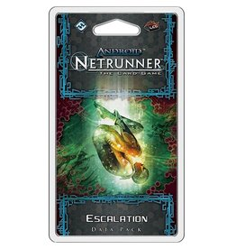 Fantasy Flight Games Android - Netrunner : Escalation [anglais]