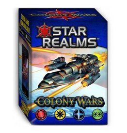 Iello Star Realms : Colony Wars [français]