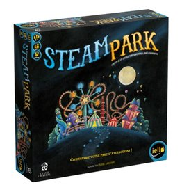 Iello Steam Park [français]