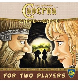 Mayfair Games Caverna - Cave vs Cave [anglais]