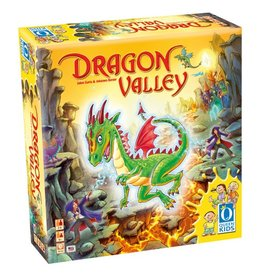 Queen Games Dragon Valley [multilingue]