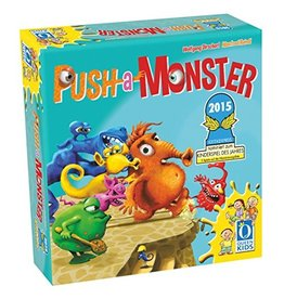 Queen Games Push-a-Monster [multilingue]