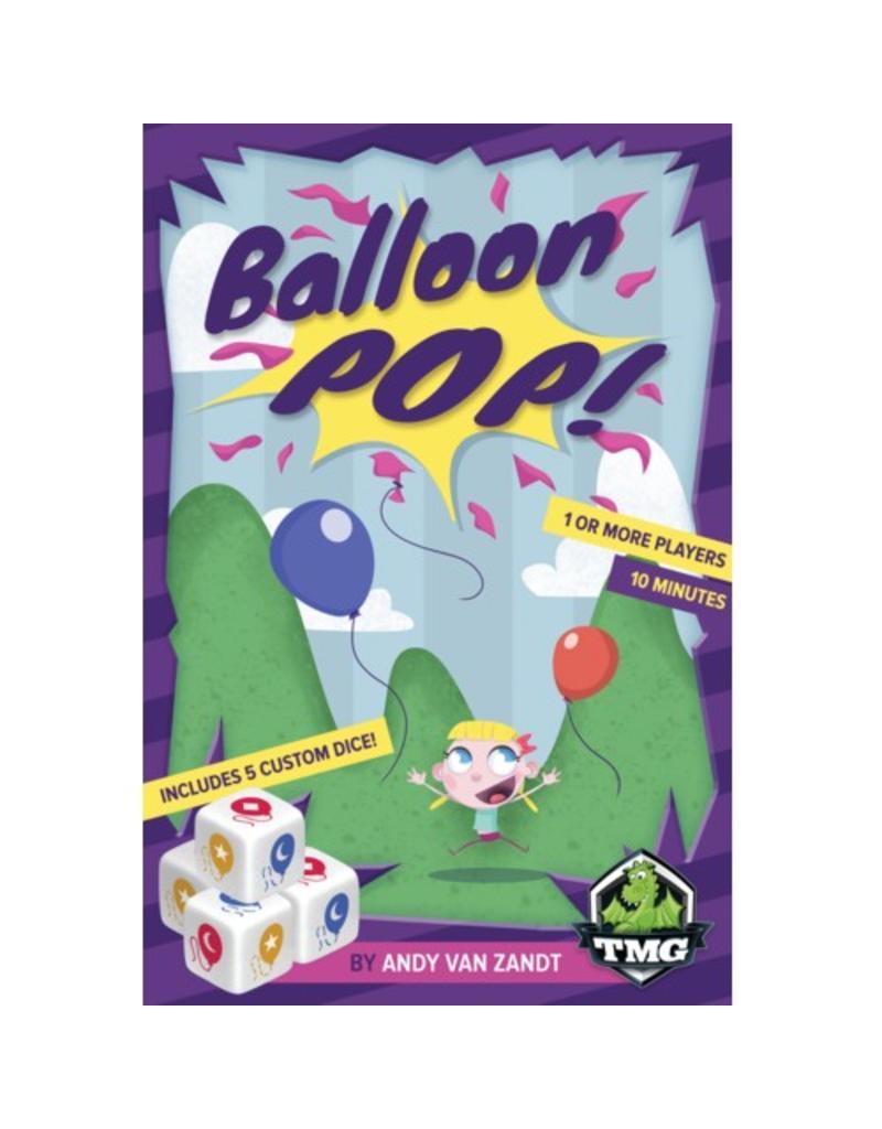 Tasty Minstrel Games Balloon Pop ! [anglais]