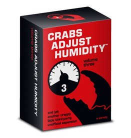 Vampire Squid Cards Crabs Adjust Humidity - Volume Three [anglais]