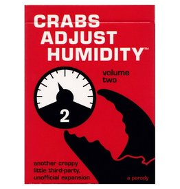 Vampire Squid Cards Crabs Adjust Humidity - Volume Two [anglais]