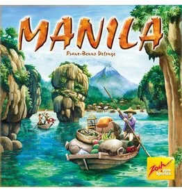 Zoch Zum Spielen Manila [multilingue]