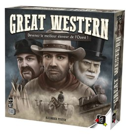 Gigamic Great Western [français]