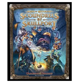 Wizard of the Coast Lords of Waterdeep : Scoundrels of Skullport [anglais]