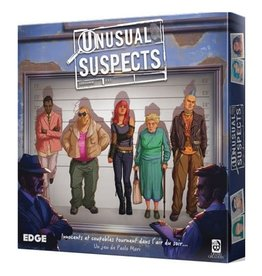 EDGE Unusual Suspects [français]