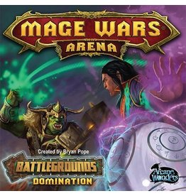 Arcane Wonders Mage Wars - Arena - BattleGrounds : Domination [anglais]