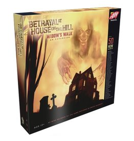 Avalon Hill Betrayal at House on the Hill : Widow's Walk [anglais]
