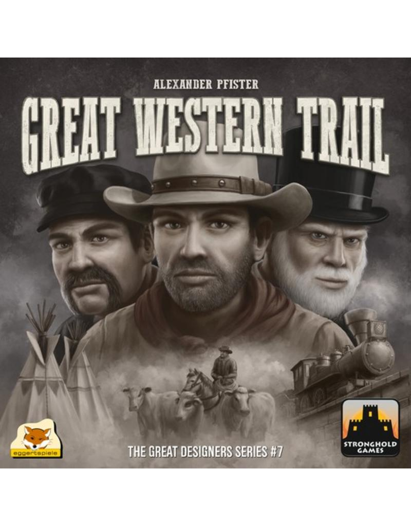Eggertspiele Great Western Trail [anglais]
