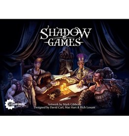 Steamforged Games Shadow Games [anglais]