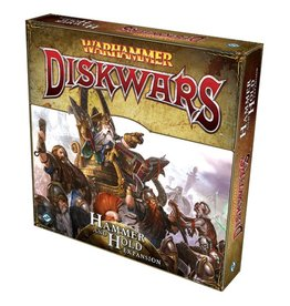 Fantasy Flight Games Warhammer - DiskWars : Hammer and Hold [anglais]