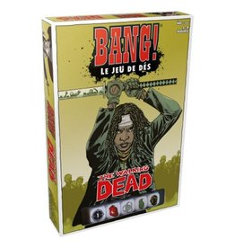 Asmodee Bang! - The Walking Dead - le jeu de dés [français]
