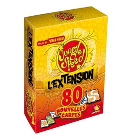 Asmodee Jungle Speed : L'extension [français]