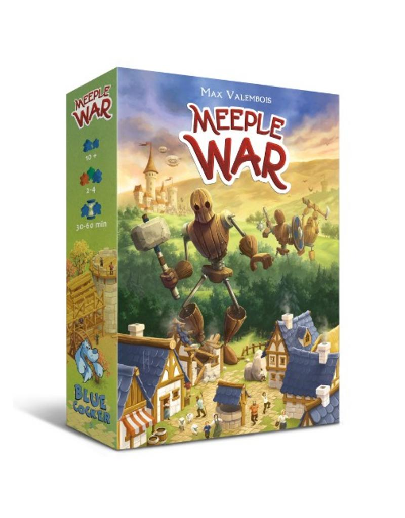 Blue Cocker Meeple War [multilingue]