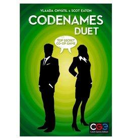 CGE Codenames - Duet [anglais]