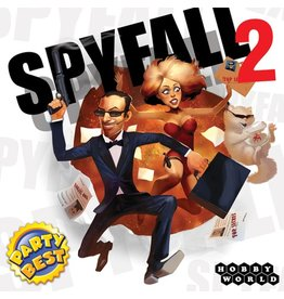 Cryptozoic Entertainment Spyfall 2 [anglais]
