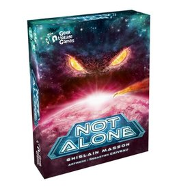 Geek Attitude Games Not Alone [français]