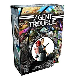 Gigamic Agent Trouble [français]