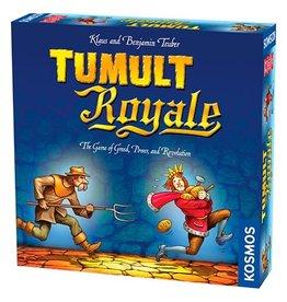 Kosmos Tumult Royale [anglais]