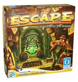 Queen Games Escape - The Curse of the Temple [multilingue]