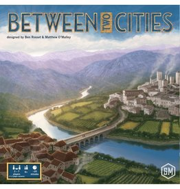 Stonemaier Games Between Two Cities [multilingue]