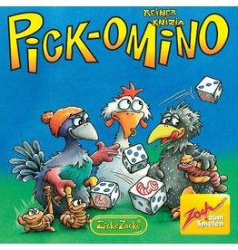 Zoch Zum Spielen Pick-omino [multilingue]